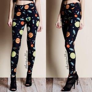 Pants - In Space Super Soft Leggings